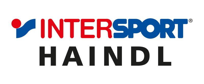 Hier ist das Logo von Intersport Haindl abgebildet.